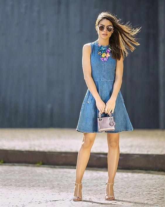 vestido jeans 2